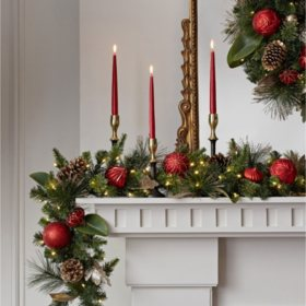 Christmas Wreaths Garland Sam S Club