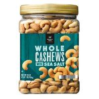 Member's Mark Roasted Whole Cashews with Sea Salt (33 oz.)