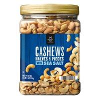Member's Mark Cashew Halves and Pieces with Sea Salt (33oz)