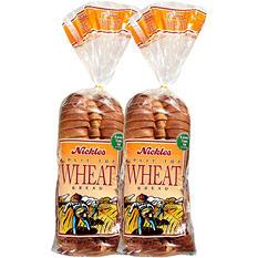Nickles Split Top Wheat Bread - 20 oz. - 2 pk.