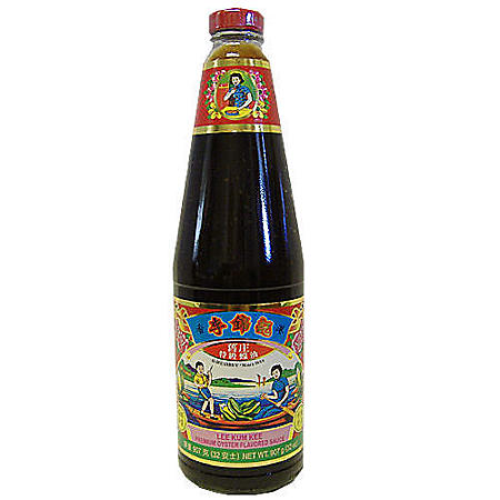 Lee Kum Kee Premium Oyster Sauce - 32 oz. bottle