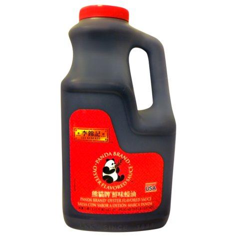 Panda Oyster Sauce - 5lbs.