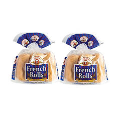 Turano French Rolls - 12 ct.