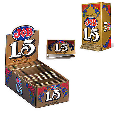 JOB Gold 1.5 Cigarette Paper - 50 ct.