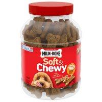 Milk-Bone Soft & Chewy Chicken Recipe Dog Snacks (37 oz.)