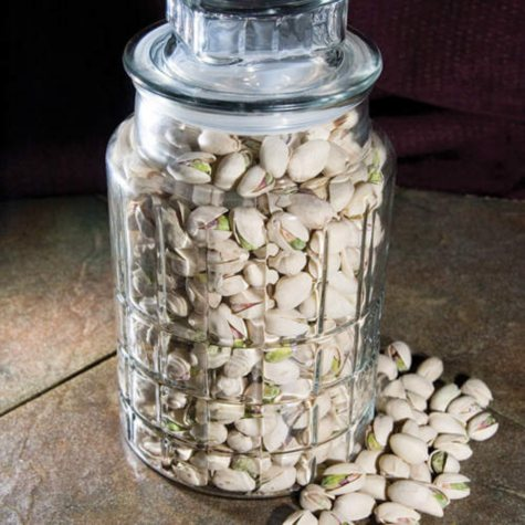 Natural In-Shell Pistachios in Jar - 30 oz.