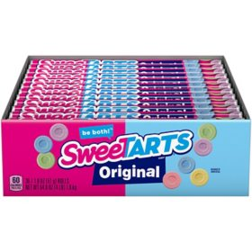 SweeTarts Original Candy, (1.8 oz, 36 ct.)