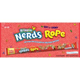 Rainbow Nerds Rope (0.92 oz., 24 ct.)