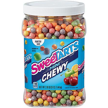 SweeTarts Mini Chewy Jar (51oz.)