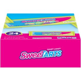 SweeTarts Chewy Sours (1.65 oz., 24 pks.)