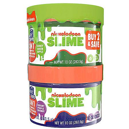 Suave Kids Slime 3-in-1 Shampoo, Conditioner, & Bodywash (10 fl. oz., 2 pk.)