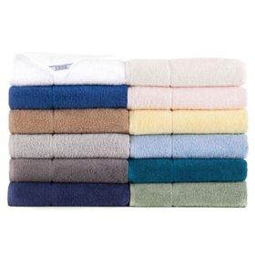 IZOD Performance Bath Towels, Set of 4