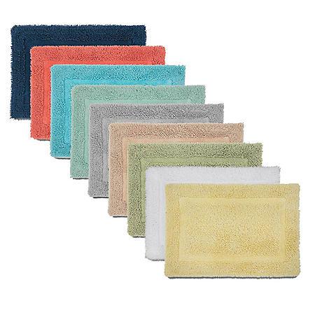 Martex Ringspun Bath Rug (Assorted Colors)