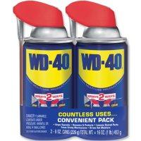 WD-40 8oz, 2 Pack