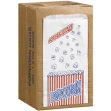 Duro Bag Popcorn Bags - 500/1.5oz