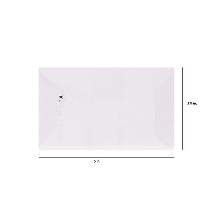 Duro Bag 4# White Bags - 500 ct.
