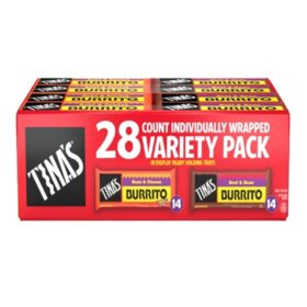 Tina's Burritos Variety Pack (28 ct.)