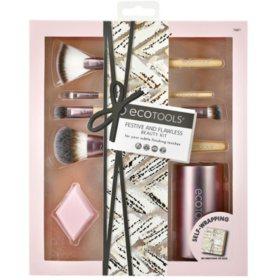EcoTools Festive and Flawless Holiday Makeup Brush Kit
