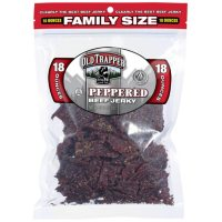 Old Trapper Peppered Beef Jerky (18 oz.)