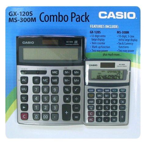 Casio Calculator Combo Package