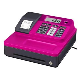 Casio SG-1 Series Thermal Print Cash Register, Select a Color