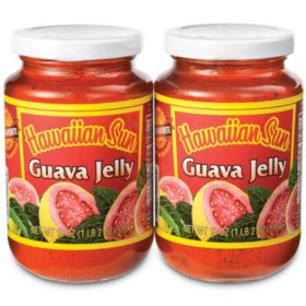 Hawaiian Sun Guava Jelly (18 oz. jars, 2 pk.)