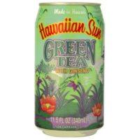 Hawaiian Sun Green Tea with Ginseng (11.5oz / 24pk)