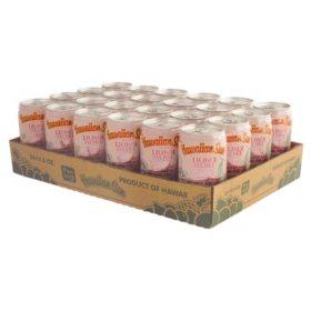 Hawaiian Sun Lilikoi Lychee Juice Drink (11.5oz / 24pk)