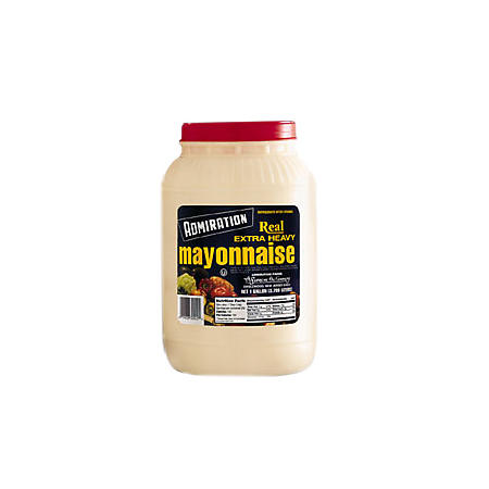 Admiration Real Mayonnaise (1 gal.)