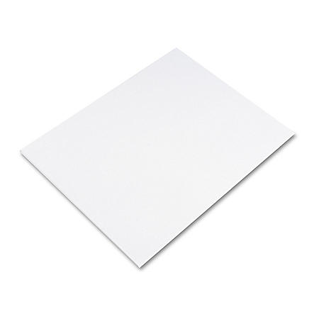 Elmer's® White Poster Board - 50/carton