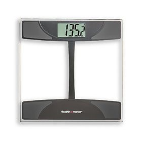 Health-O-Meter Glass Weight Tracking Scale