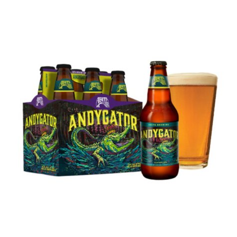 Abita Brewing Andygator (12 fl. oz. bottle, 6 pk.)