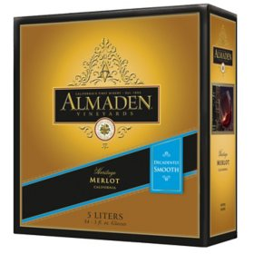 Almaden Merlot (5 L)