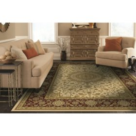 Centerpoint Woven Rug (Assorted Sizes)