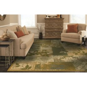 Vine Tapestry Woven Rug (Assorted Sizes)