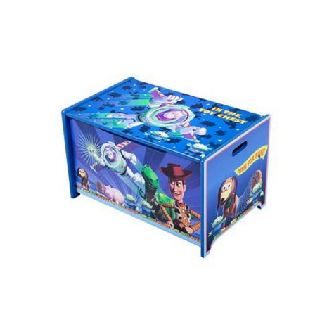 Disney Toy Story Wooden Toy Box