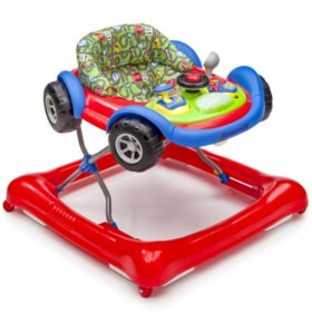 Delta Children Li'l Drive Baby Activity Walker (Choose Your Color)