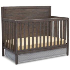 Delta Children Cambridge 4-in-1 Convertible Crib (Choose Your Color)
