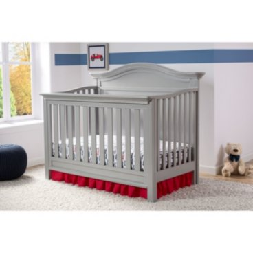 Serta Bethpage 4-in-1 Convertible Crib (Choose Your Color)