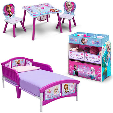 delta children frozen 3 piece toddler bedroom set sam s club rh app samsclub com toddler bedroom sets ikea toddler bedroom set girl