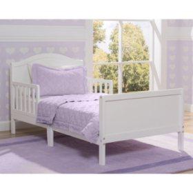 Delta Children Bennett Toddler Bed (Choose Your Color)