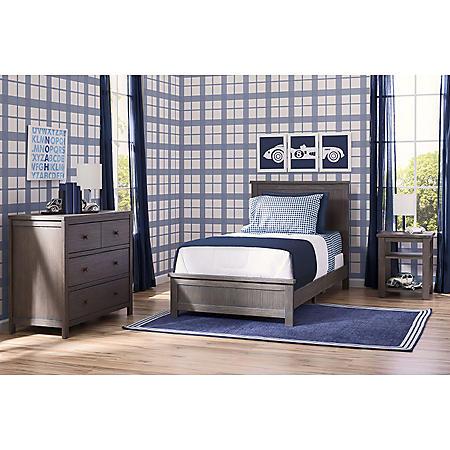 Delta Children Homestead Room-in-a-Box 3-Piece Bedroom ...