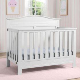 Serta Barrett 4-in-1 Convertible Crib (Choose Your Color)