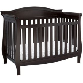 Delta Children Lancaster 4-in-1 Convertible Crib (Choose Your Color)