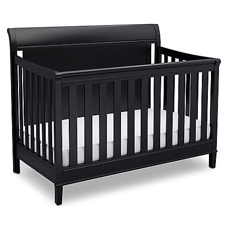 acf05986818 Delta Children New Haven 4-in-1 Convertible Crib (Choose Your Color ...