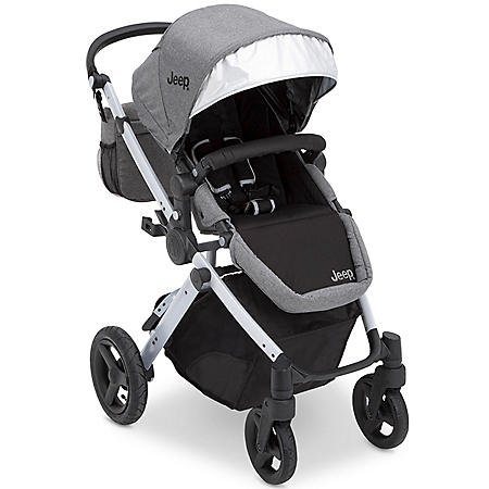 Jeep Sport Utility All-Terrain Stroller by Delta Children (Choose Your Color)