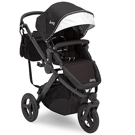 Jeep Sport Utility All-Terrain Jogger by Delta Children (Choose Your Color)