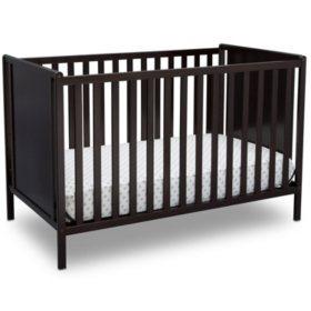 Delta Children Heartland Classic 4-in-1 Convertible Crib (Choose Your Color)