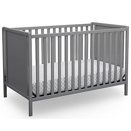 Delta Children Heartland Classic 4 In 1 Convertible Crib Choose Your Color Sam S Club