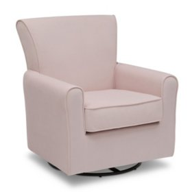 Delta Children Elena Glider Swivel Rocker Chair (Choose Your Color)
